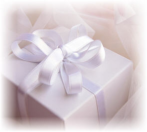A Wedding Present For The Bride : wedding-gift